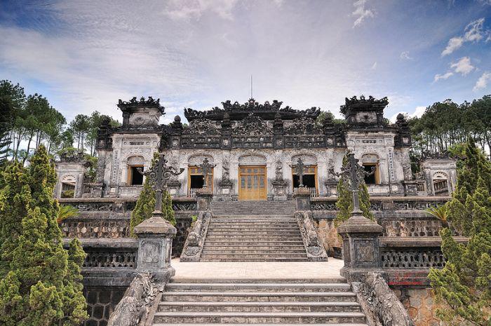 Đà Nẵng - Bà Nà - Hội An - Huế