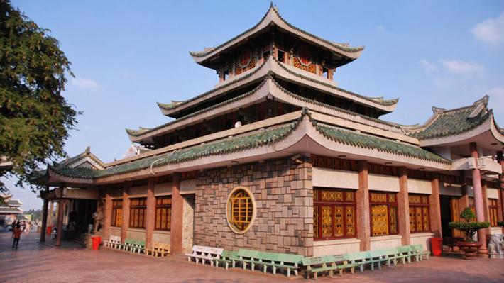 Châu Đốc: Núi Cấm - Núi Sam - Chợ Tịnh Biên