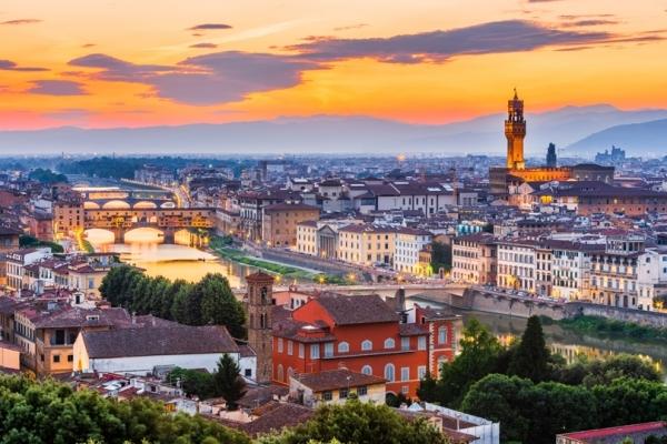 FLORENCE BẢN TÌNH CA NƯỚC Ý